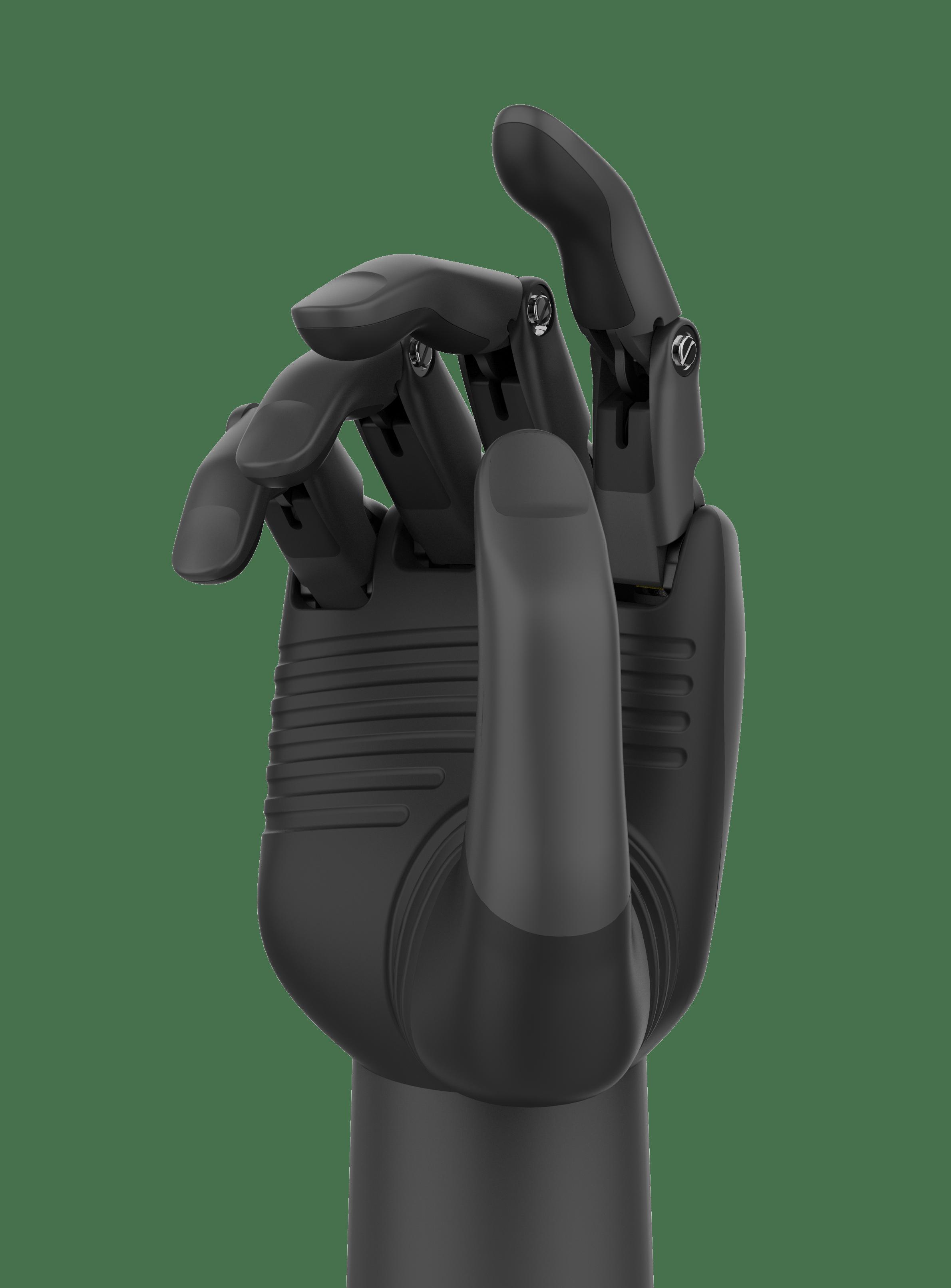 BrainCo Dexus Prosthetic Hand unlimited gestures